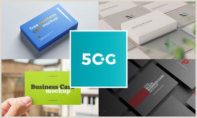 Best Creative Business Cards 50 Free World Best Creative Business Card Design Templates