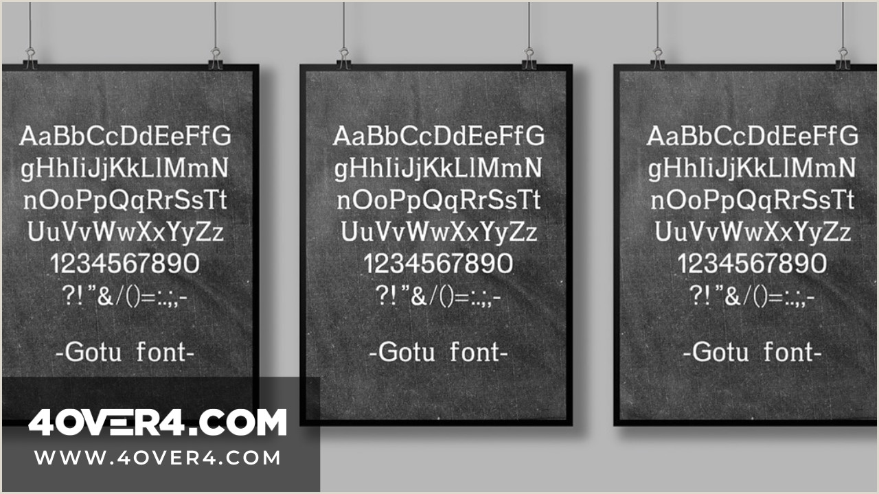 Best Font For Business Card 10 Best Fonts For Business Cards To Create A Lasting Impact