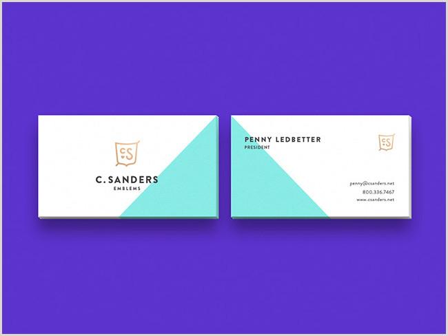 Best Minimal Business Cards 20 Best Minimalistic Business Cards Designs