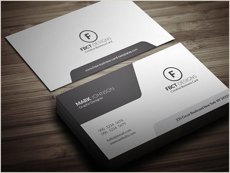 Best Minimal Business Cards Best Examples Of Minimalist Business Card