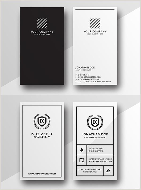 Best Minimalist Business Cards 30 Minimalistic Business Card Designs Psd Templates