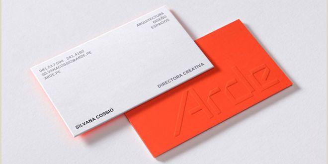 Best Minimalist Business Cards 40 Elegant Minimal Business Card Designs 2018 – Bashooka
