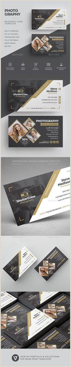 Best Photographer Business Card 100 Graphy Business Card Design Ideas