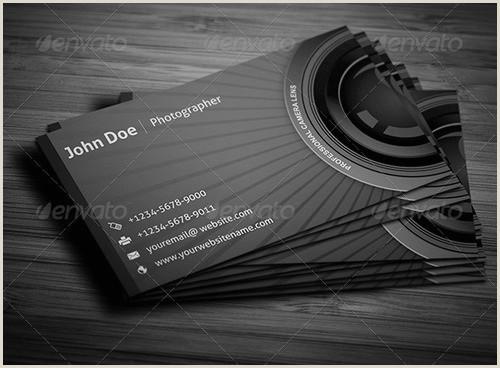 Best Photographer Business Card 17 Best Graphy Business Card Templates