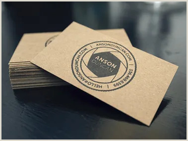 Best Photographer Business Card 40 Creative Graphy Business Card Designs For Inspiration