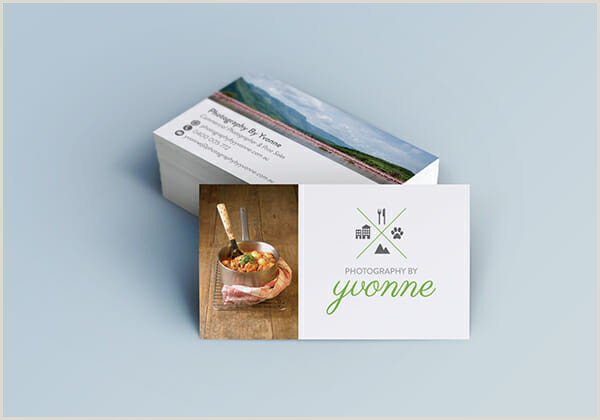 Best Photographer Business Cards 45 Best Free Graphy Business Cards To Make An Impression
