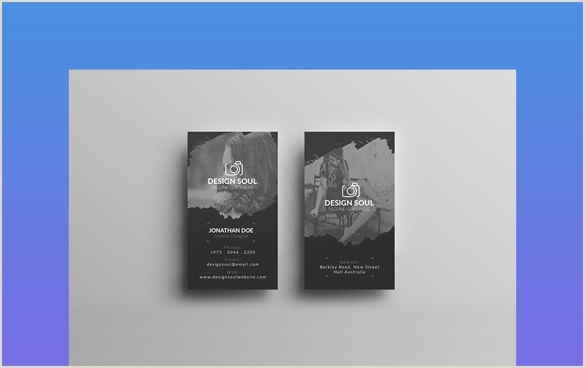 Best Photography Business Cards 25 Best Graphy Business Card Designs 2019 Creative