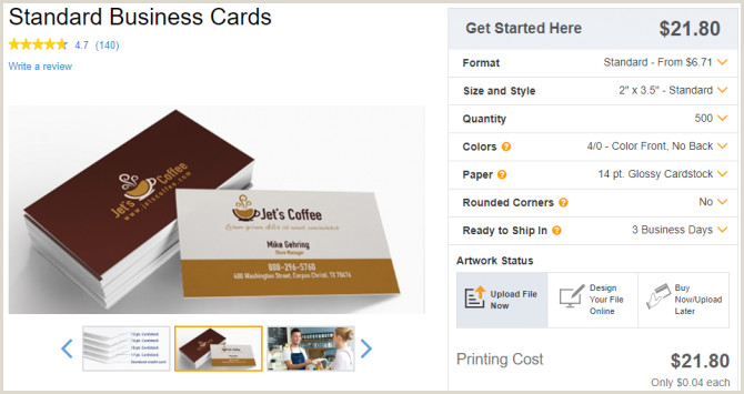 Best Places To Print Business Cards The Best Cheap Business Cards You Can Get Line