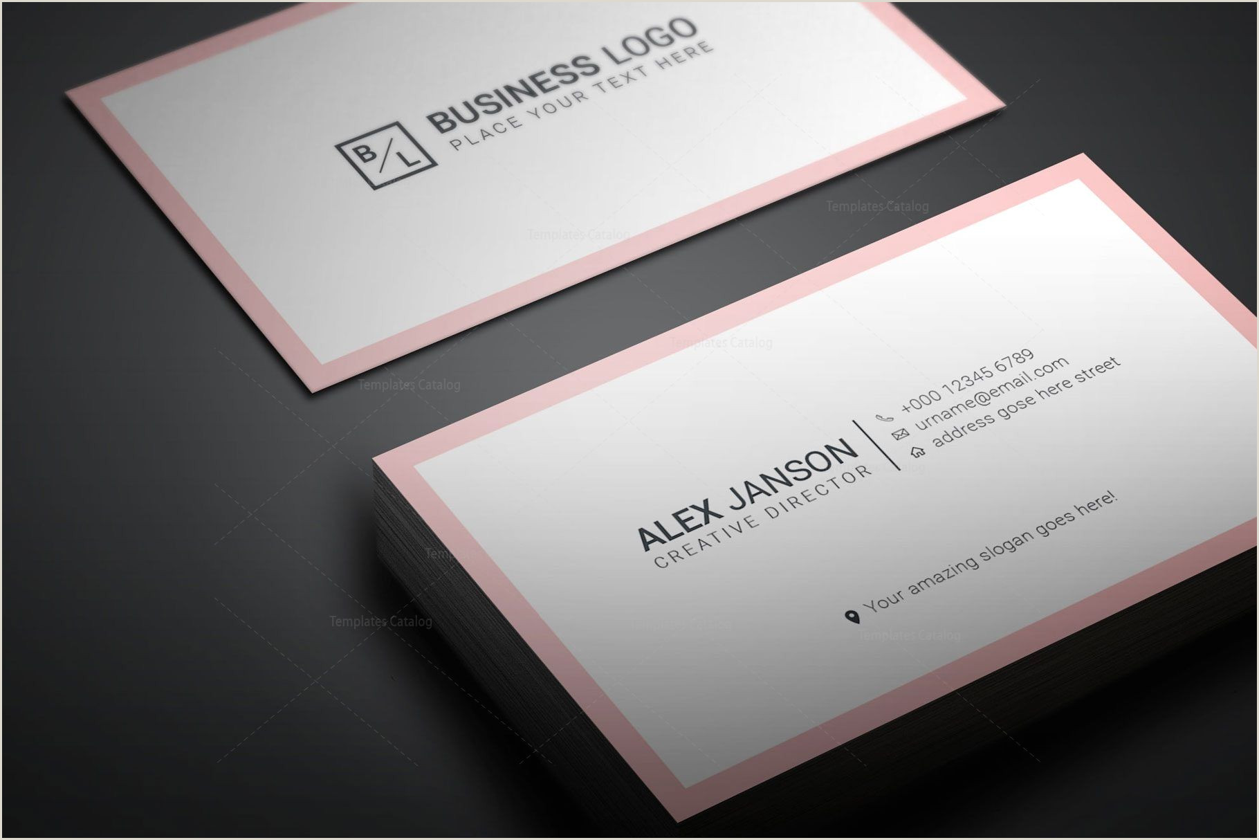 Best Way To Store Business Cards Pin On Business Cards