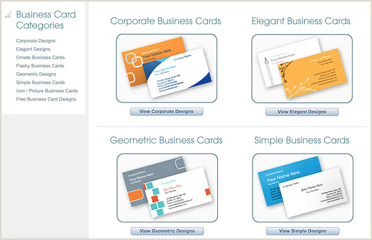 Best Website To Create Business Cards 10 Free Business Card Makers Templates And Tips