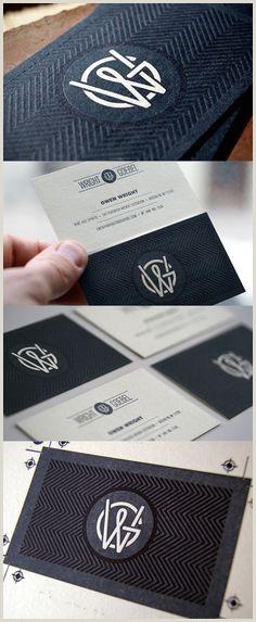 Bisnes Cards 90 Minimalist Business Cards Ideas