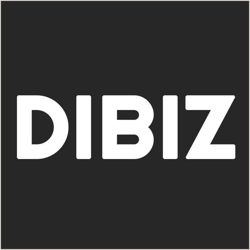 Biz Card Design Dibiz Free Digital Business Cards