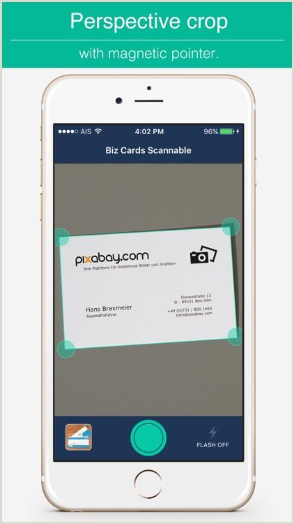 Biz Cards Online Biz Cards Scannable Business Card Scanner Free & Receipt