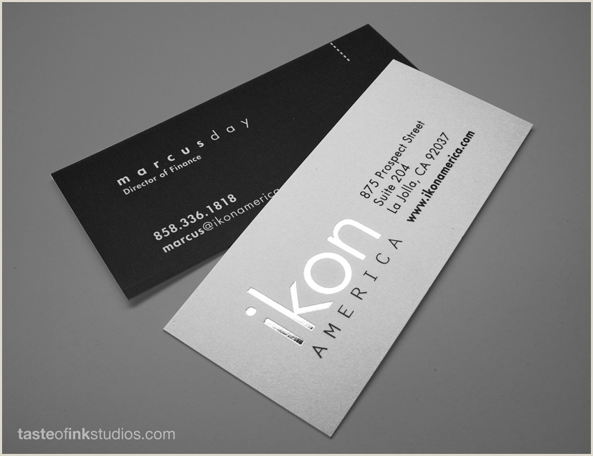 Black And White Business Card 100 Refreshing Black & White Business Cards Inspirationfeed