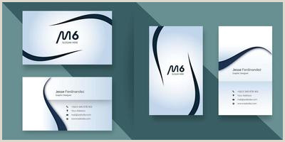 Black And White Business Card Black And White Business Card Template Download Free