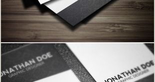Black and White Business Card Black and White Business Cards Design 50 Inspiring Examples