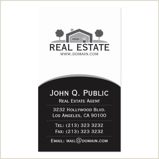 Black And White Business Card Design Black & White Business Card Templates