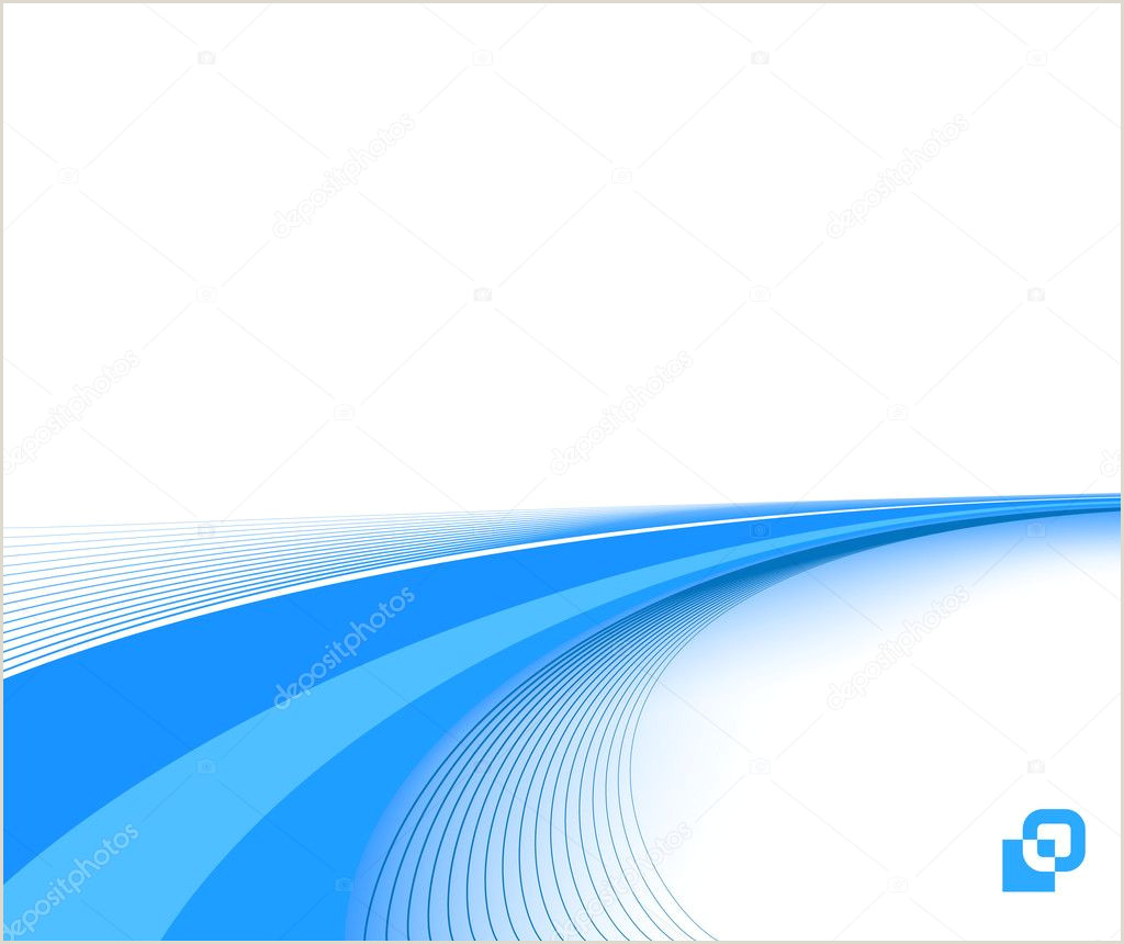 Blue Business Card Background Blue Business Background Template