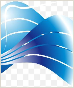 Blue Business Card Background Fashionable Business Card Design