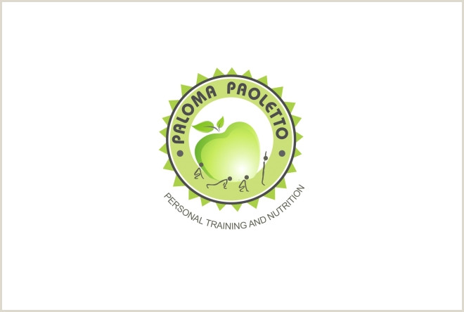 Buisness Card Design Designcontest Paloma Paoletto Personal Training And