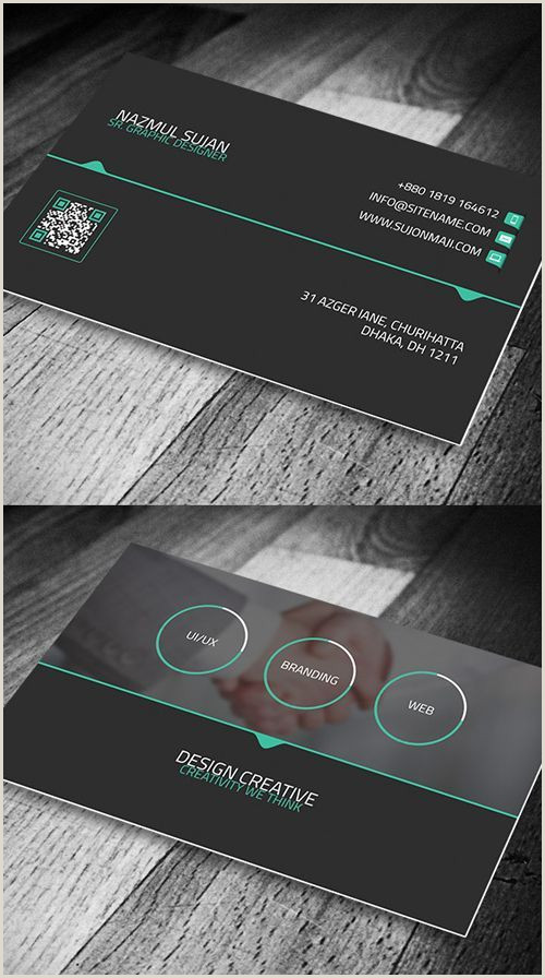 Buisness Card Examples 100 Business Cards Ideas