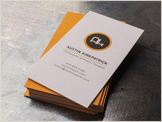 Buisness Card Ideas Newspaper Business Card