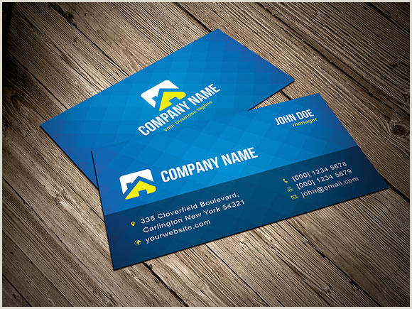 Buisness Card Template 25 Excellent Business Card Templates For Your Own Use