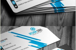Buisness Card Template 25 New Modern Business Card Templates Print Ready Design