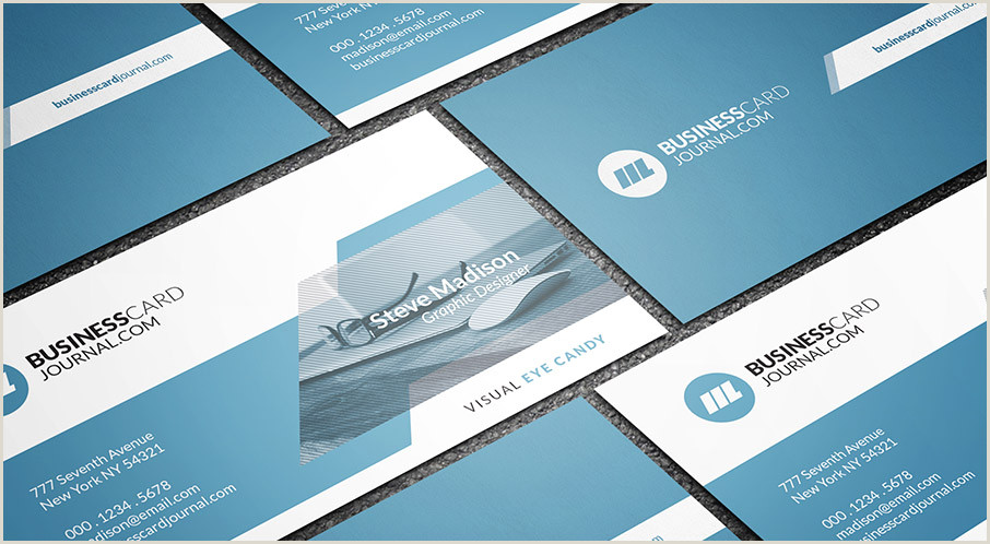 Buisness Card Template Free Modern Web Developer Business Card Template
