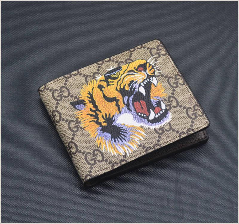 Busines Card Design Luxury Design Portefeuilles De Mode Animaux Imprimer Porte Femmes Sacs  Main Sacs  Main Carte De Crédit Professionnelle Pour Sacs étudiants