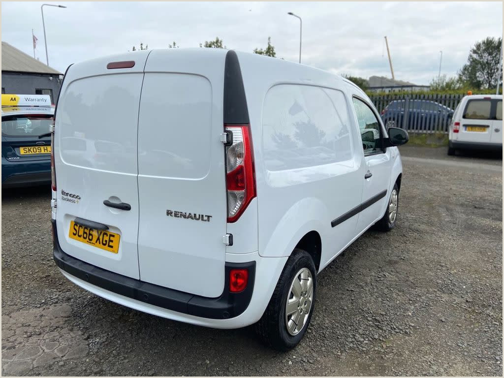 Business Business Business Drive Happy In Used Renault Kangoo 1 5 Ml19 Business Plus