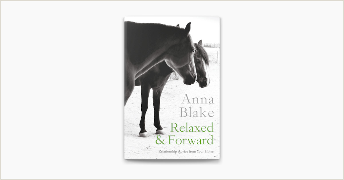 Business Card Advice relaxed & Forward Relationship Advice From Your Horse