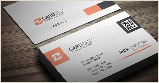 Business Card Back Free Business Card Templates Cardzest