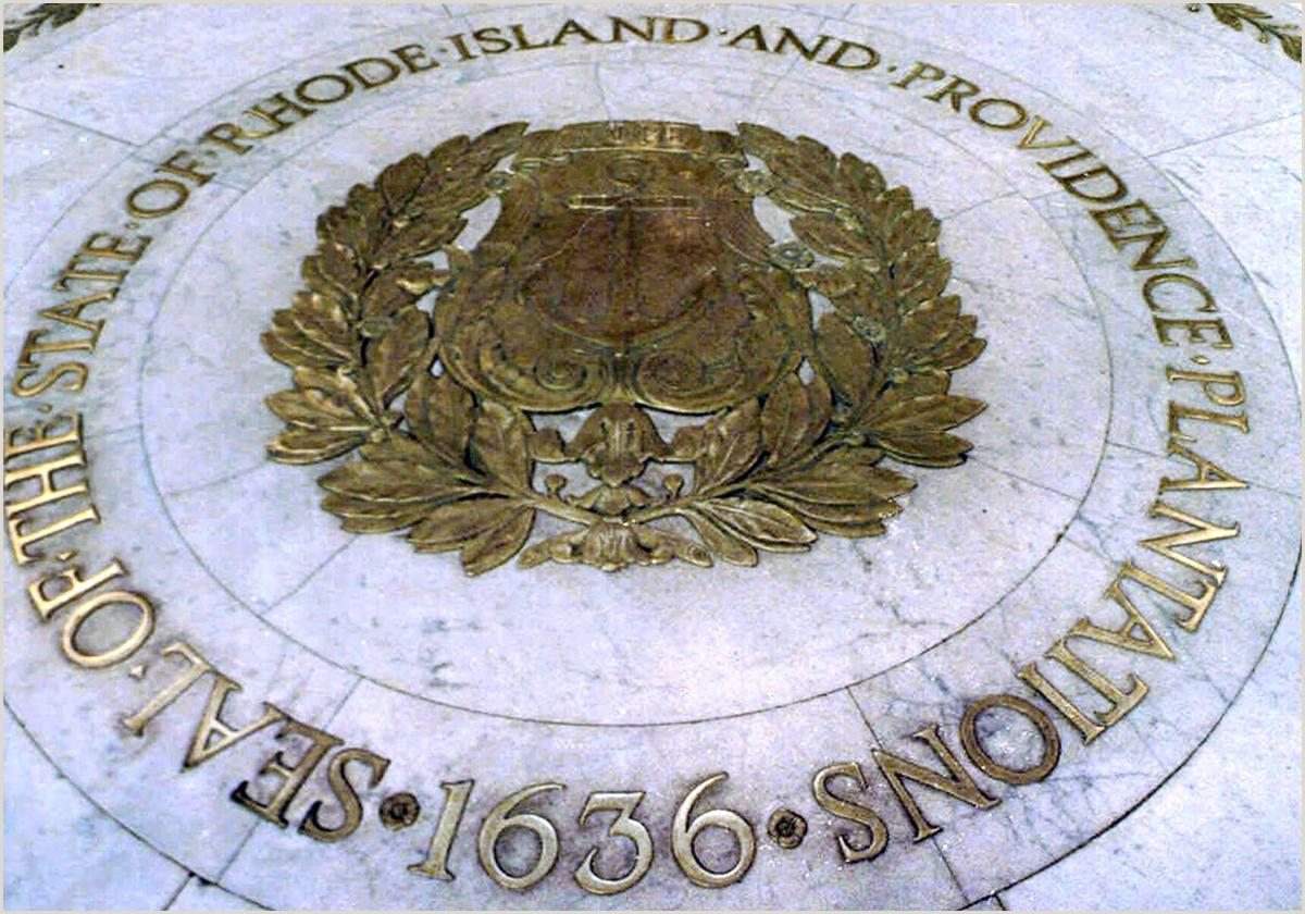 Business Card Back Rhode Islanders Deciding Speaker S Fate State Name Change
