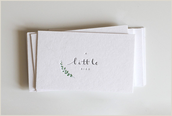 Business Card Best 50 Of The Best Business Card Designs Paste