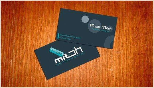 Business Card Best 55 Beautiful Business Card Designs