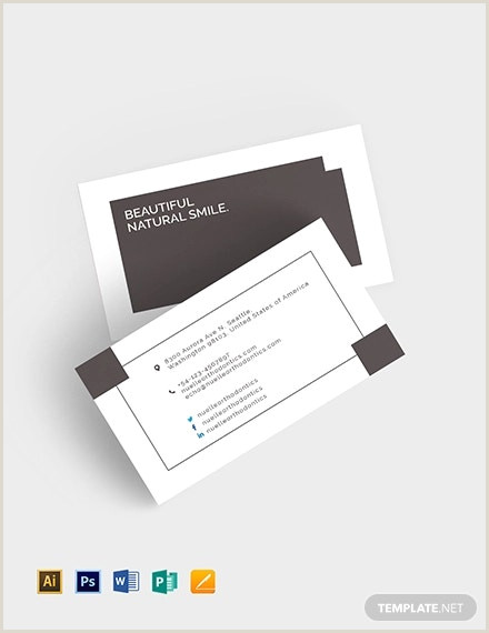 Business Card Black And White 23 Black And White Business Card Templates Word Pages