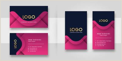 Business Card Black And White Black And White Business Card Template Download Free