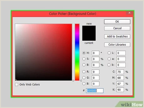 Business Card Color How To Create A Custom Business Card Using Shop
