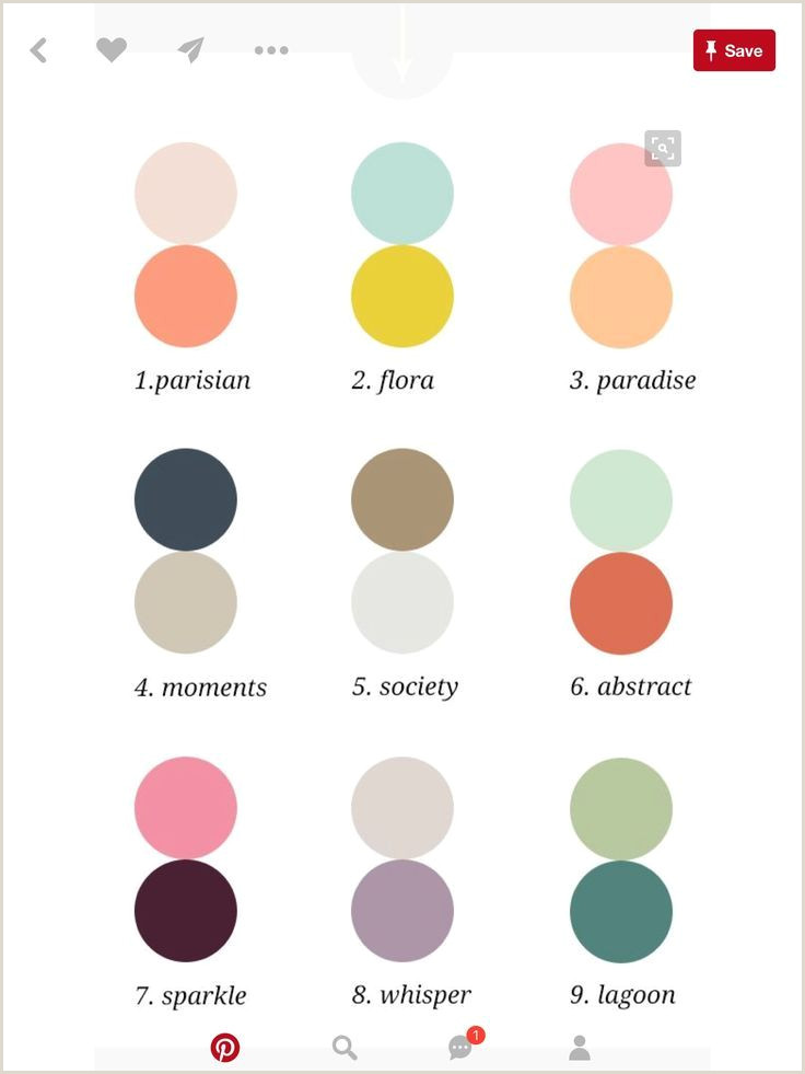 Business Card Color Palette Colour Schemes With Only 2 Colours In Palette