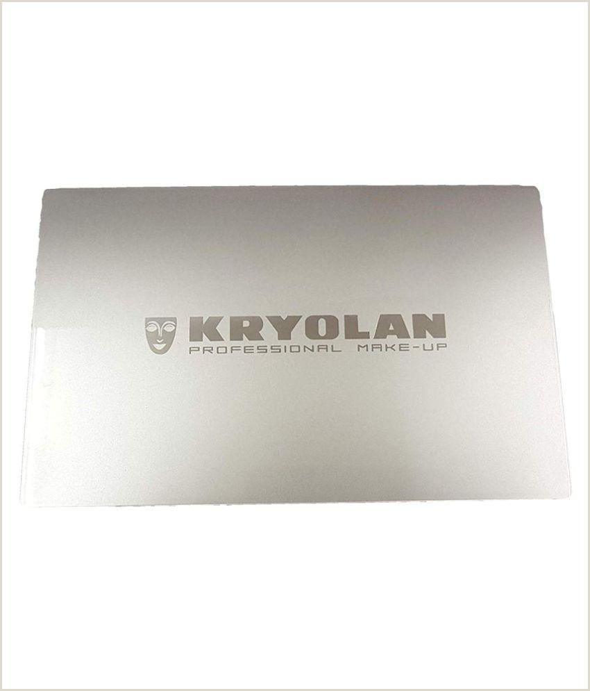 Business Card Color Palette Kryolan Ultra Foundation Palette 8 Color Bridal Face 24