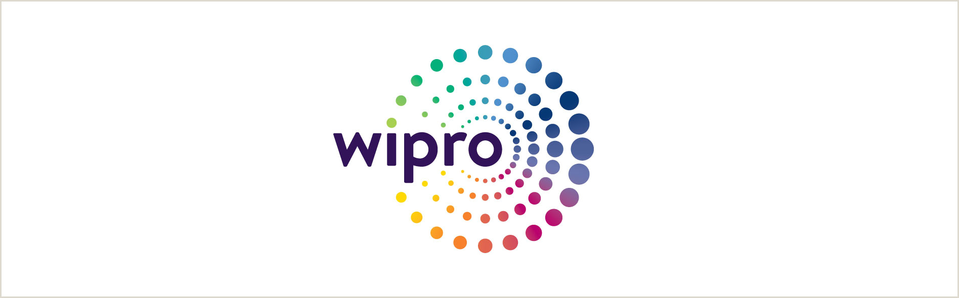 Business Card Design Company Wipro