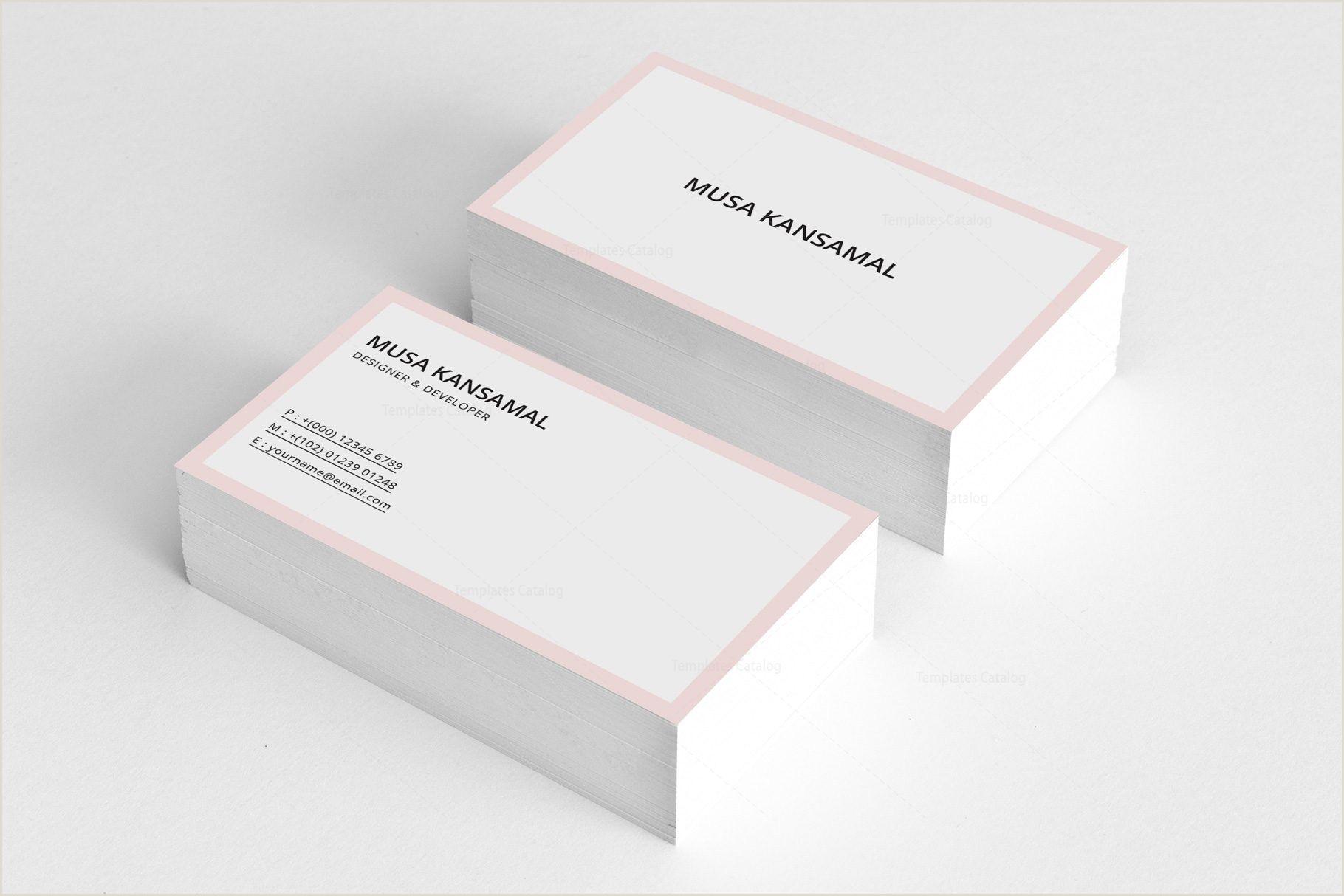 Business Card Design Pinterest Candy Business Card