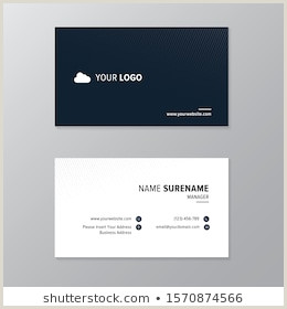 Business Card Design With Photo Business Card Design Stock S & Vectors