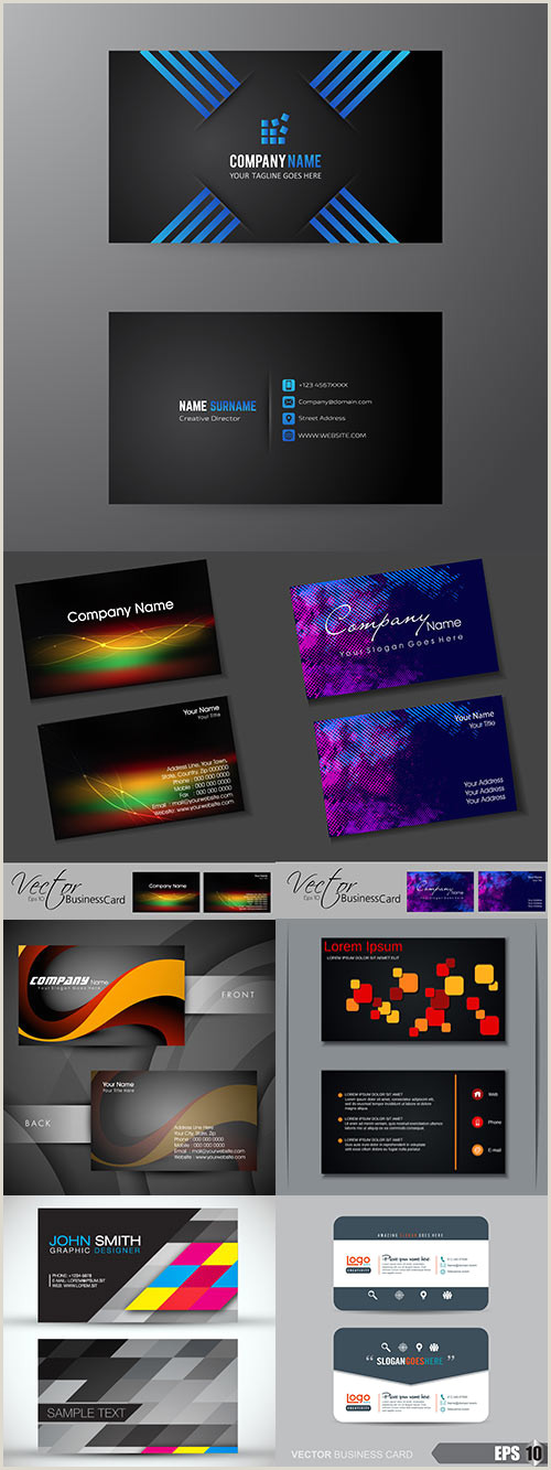 Business Card Design With Photo Визитки ПортаРо дизайне Pixelbrush
