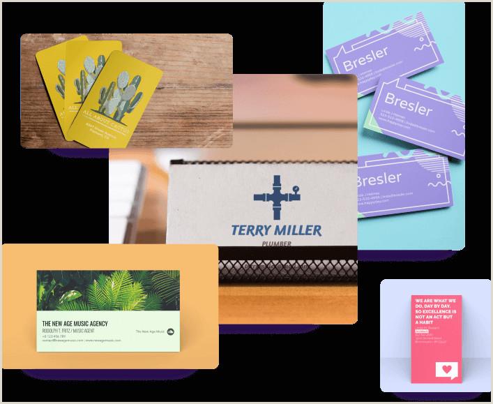 Business Card Designer Online Business Card Maker Design Templates
