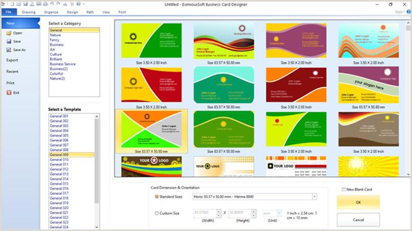 Business Card Designer Online Free Business Card Software Business Card Maker Make Free
