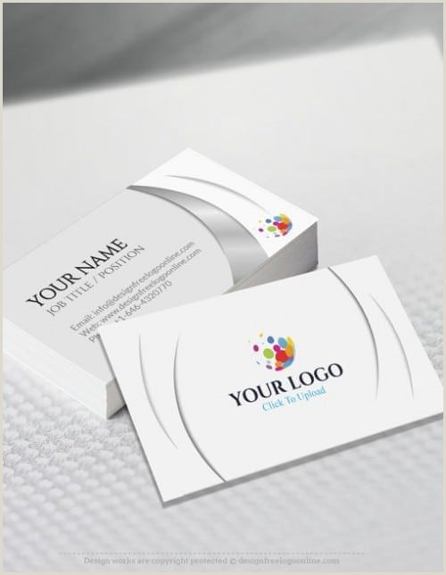 Business Card Designer Online Free Create Your Own Business Cards With The Free Business Card Maker