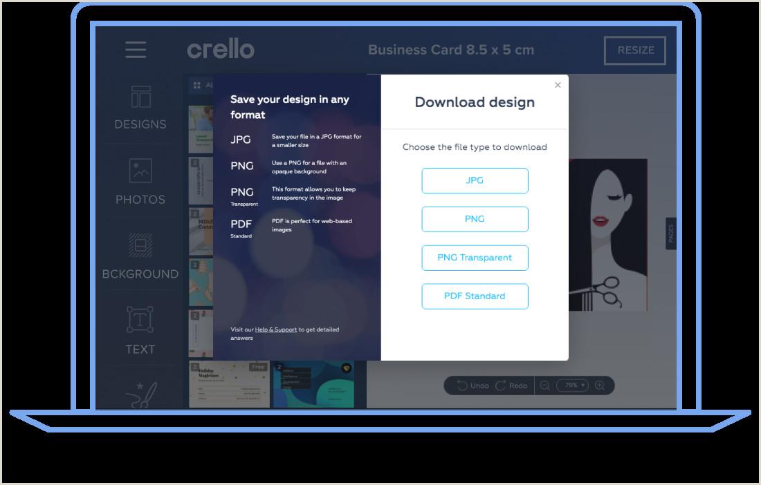 Business Card Designer Online Free Design Business Cards — Free Business Card Maker Line