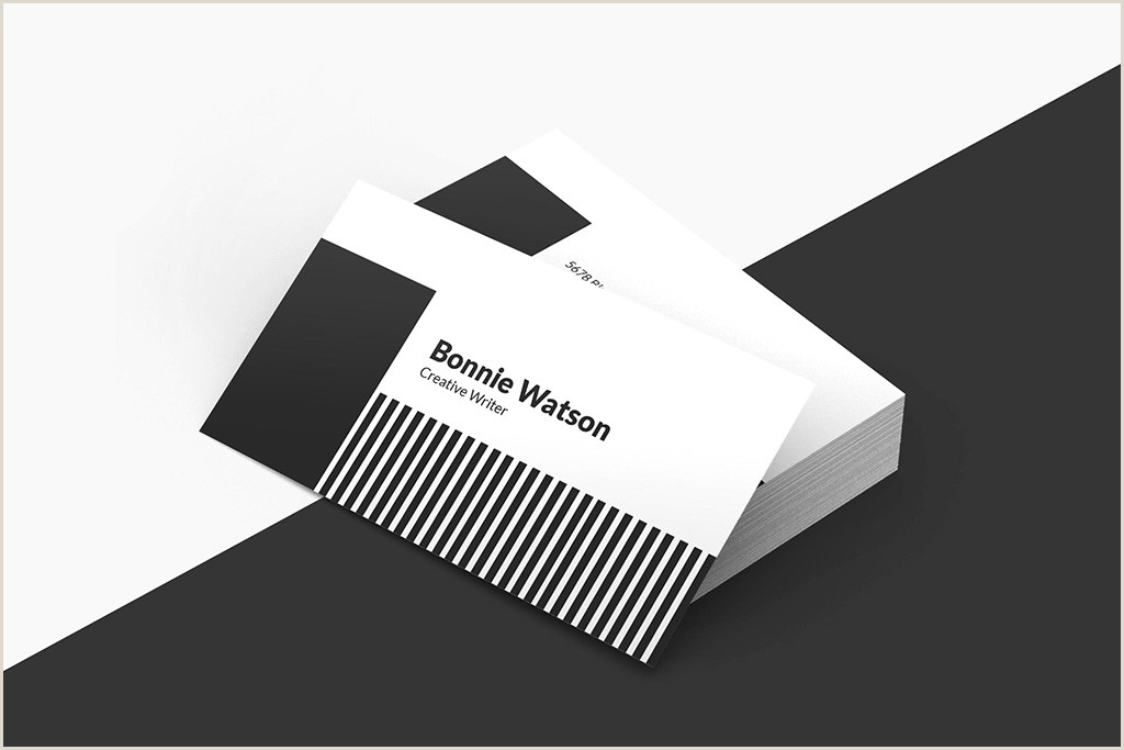 Business Card Designs Ideas 50 Incredibly Clever Business Card Designs